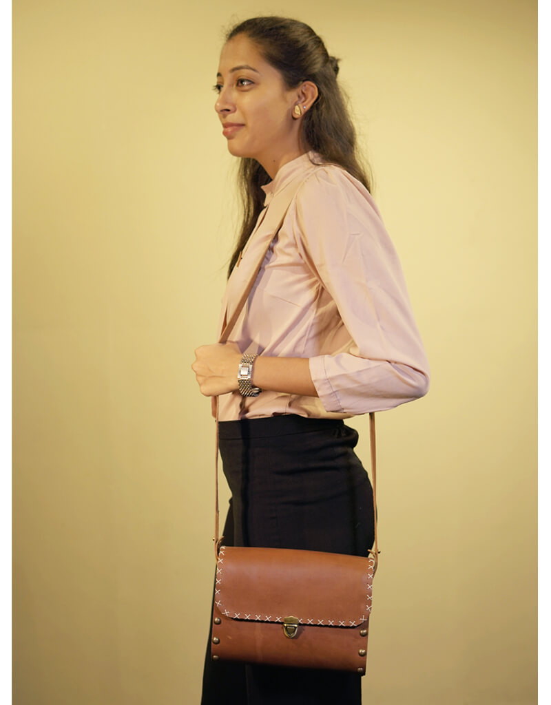 Leather Bag 14