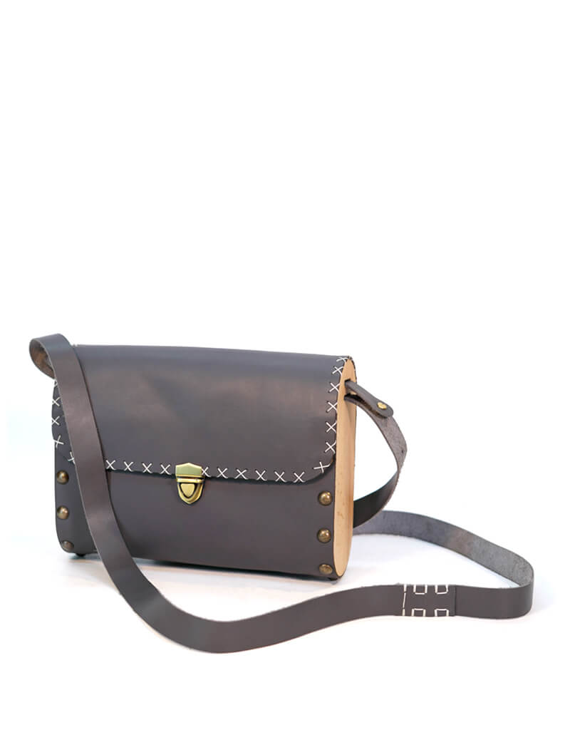 Leather Bag 15