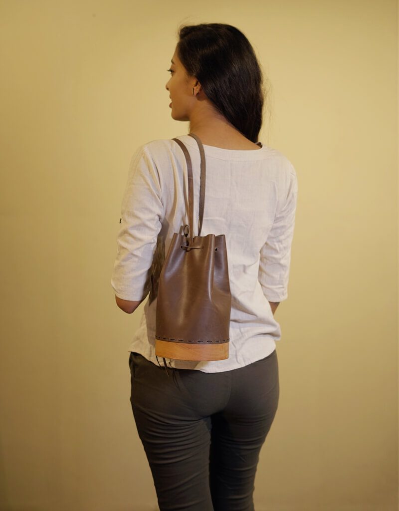 Leather Bag 19