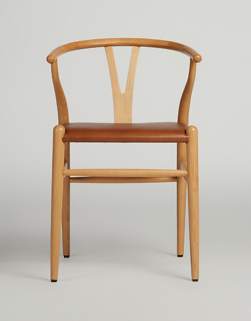 Wish Chair Natural Leather