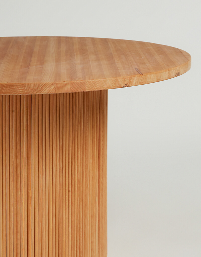 Drum Dining Table