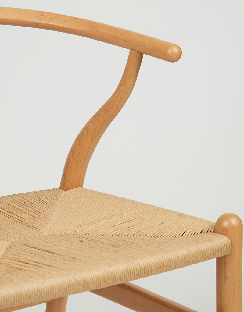 Wish Chair Natural Papercord
