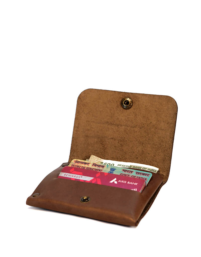 Leather Wallet 06