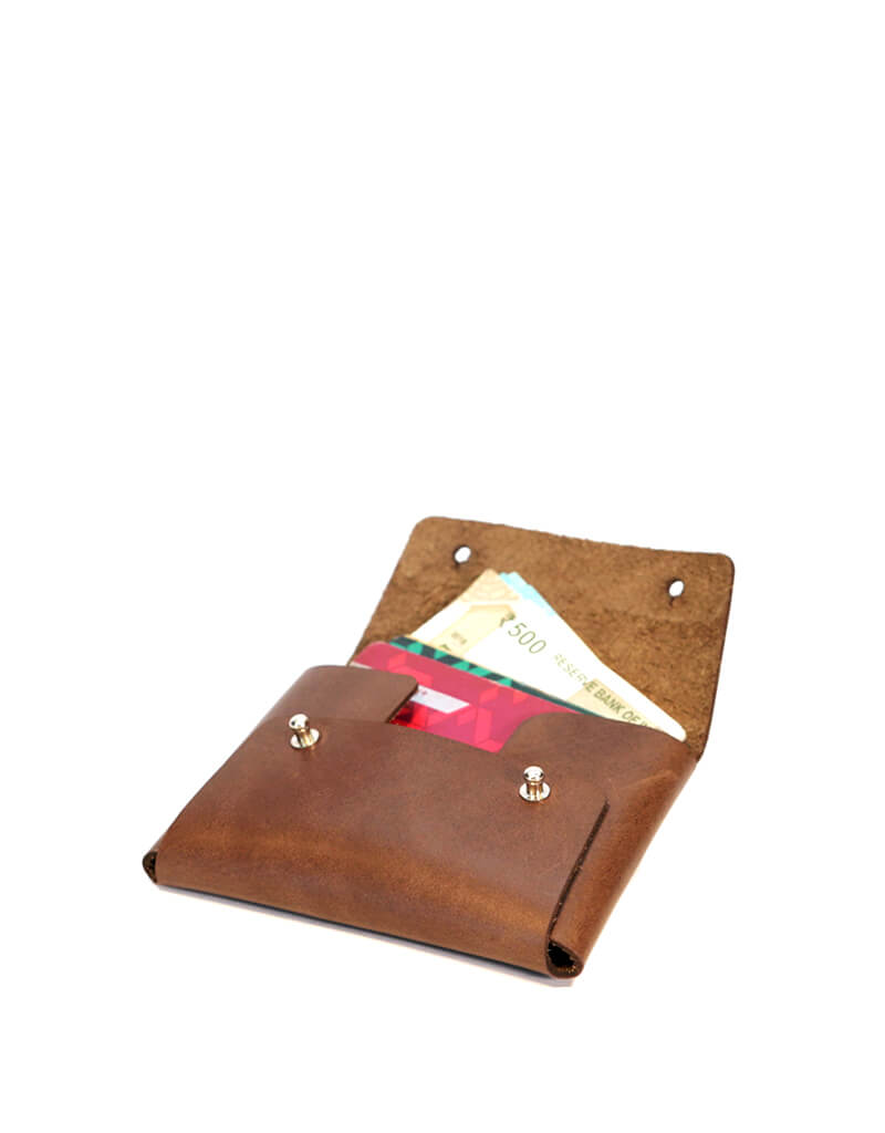 Leather Wallet 12