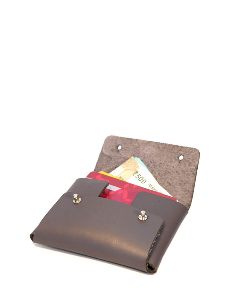 Leather Wallet 13