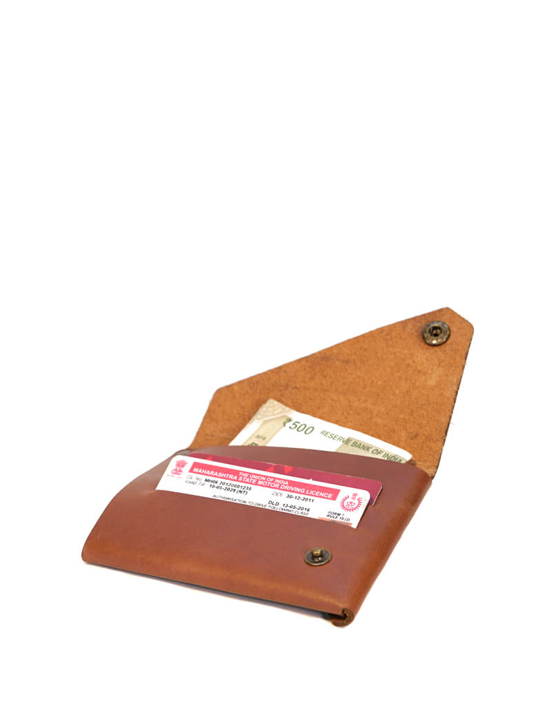 Leather Wallet 15