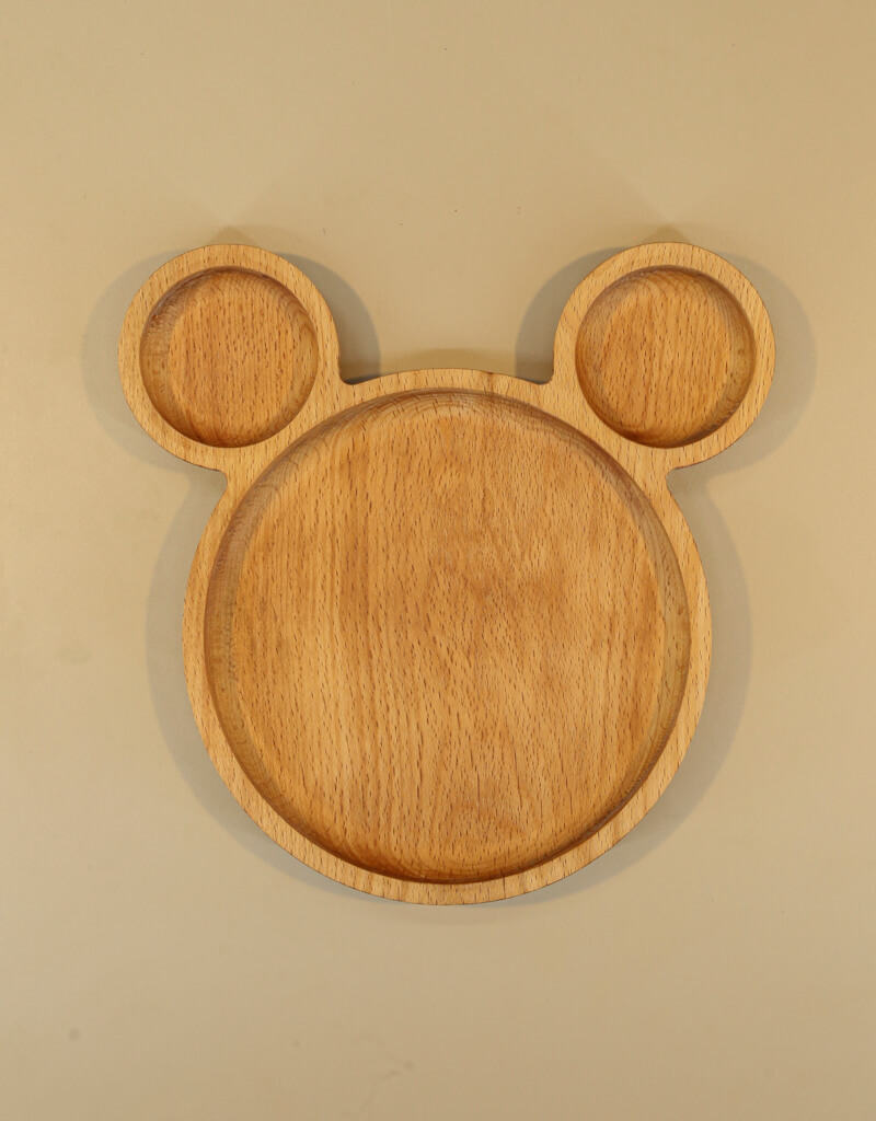 Kids Serving Plate- Mickey