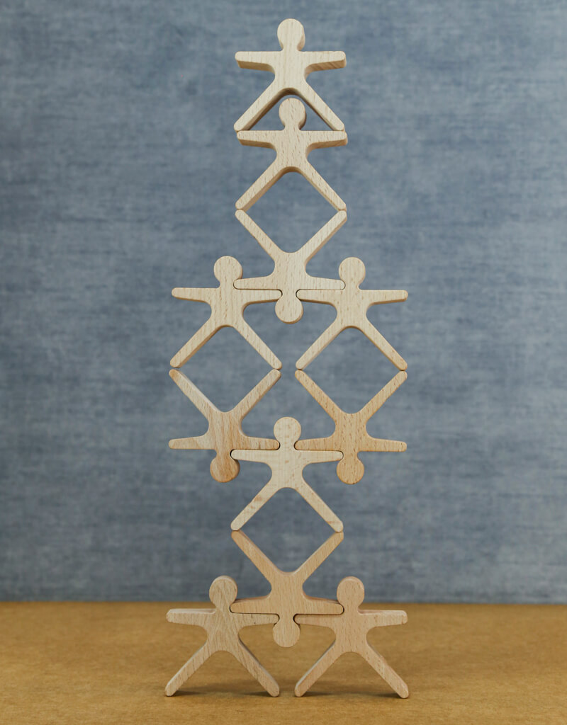 Acrobat Balance Set Of 17